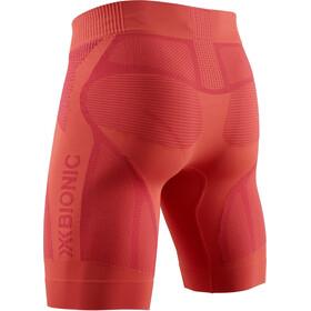 X-Bionic The Trick G2 Run Shorts Men namib red/sunset orange